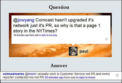 Comcast Cares Conversations