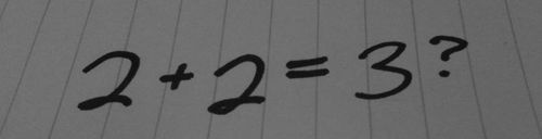 Bad math